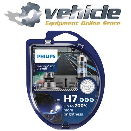 Philips H7 Racing Vision GT200 12972RGTS2 2 stuks