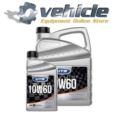 10W60 Motorolie UTB Synlub Racing 5 liter