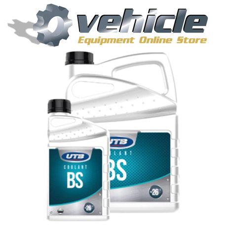 UTB Coolant BS Blue koelvloeistof -26ºC 1 Liter