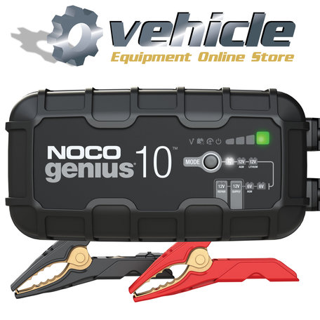 Noco Genius 10 Acculader Druppellader 10A