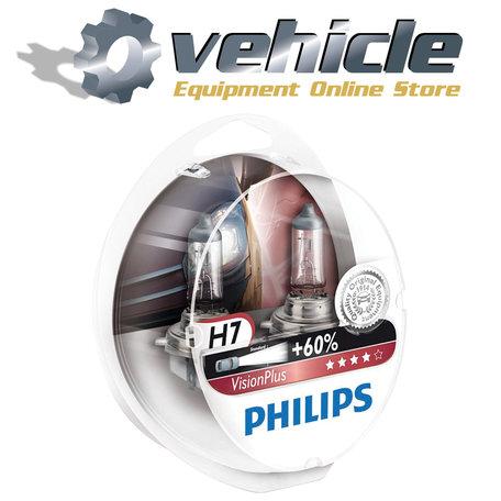 Philips H7 VisionPlus 12972VPS2 2 stuks