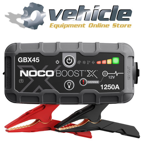 Noco Boost X GBX45 12V 1250A Lithium Jump Starter
