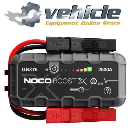 Noco Boost X GBX75 12V 2500A Lithium Jump Starter