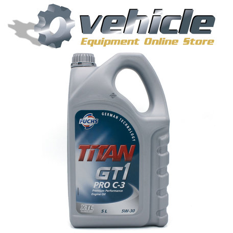 Fuchs Titan GT1 Pro C-3 SAE 5W30 5 Liter