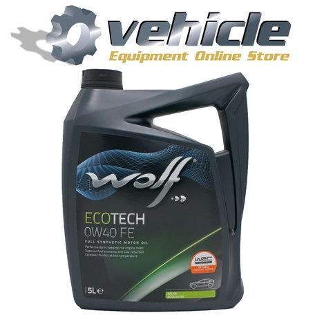 Wolf Ecotech 0W40 FE 5 Liter