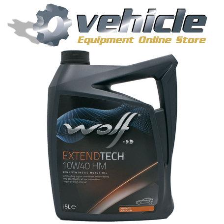 Wolf Extendtech 10W40 HM 5 Liter