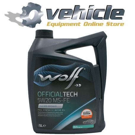 Wolf Officialtech 5W20 MS-FE 5 Liter