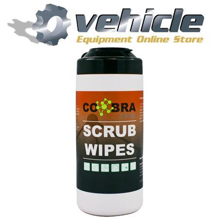 COBRA Scrub Wipes - Reinigingsdoeken
