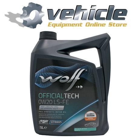 Wolf Officialtech 0W20 LS-FE 5 Liter