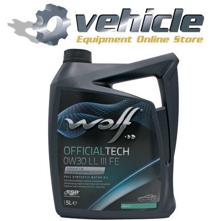 Wolf Officialtech 0W30 LL III FE 5 Liter