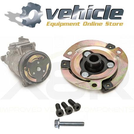Delphi Airco Compressor Koppeling Voorplaat Reparatie Kit 5N0820803 Audi VW Seat Skoda
