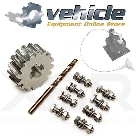 Reservewiel Ophangmechanisme Reparatie Kit Ford Galaxy Seat Alhambra VW Sharan