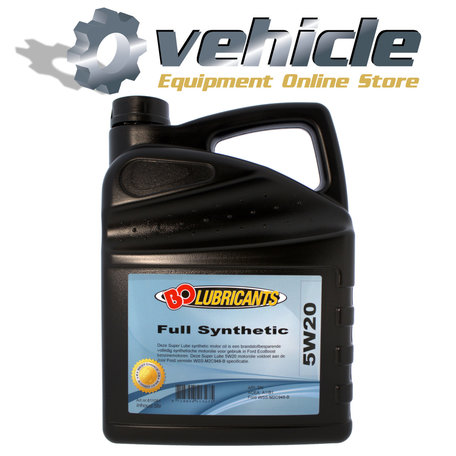 5W20 Motorolie Super Lube Ford EcoBoost Vol Synthetisch 5 liter
