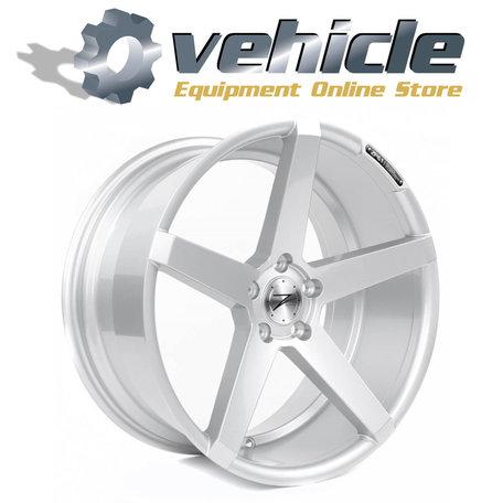 Z-Performance Wheels ZP6.1 20 Inch 10.5J ET26 5x120 Sparkling Silver