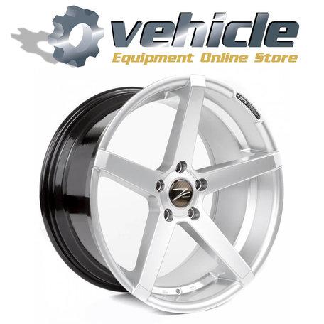 Z-Performance Wheels ZP.06 19 Inch 9.5J ET40 5x120 Sparkling Silver