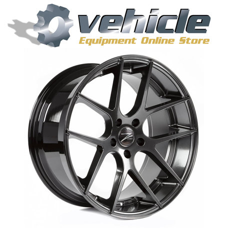 Z-Performance Wheels ZP.07 20 Inch 8.5J ET35 5x120 Hyper Black