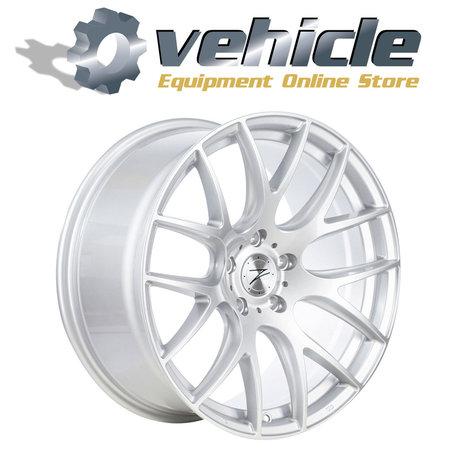 Z-Performance Wheels ZP.01 19 Inch 8J ET40 5x120 Sparkling Silver