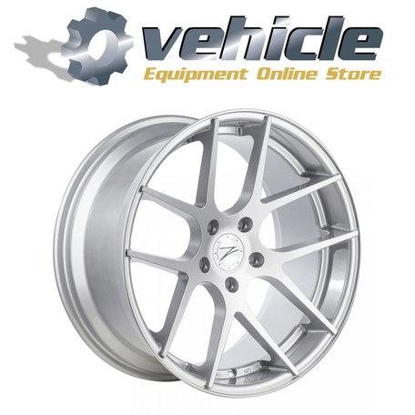 Z-Performance Wheels ZP.07 18 Inch 8J ET35 5x120 Sparkling Silver
