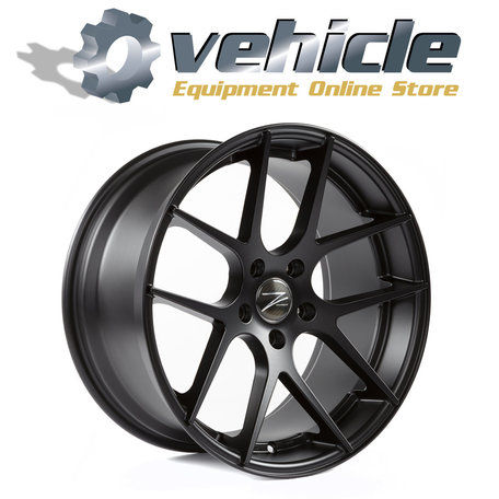 Z-Performance Wheels ZP.07 19 Inch 9.5J ET35 5x120 Flat Black