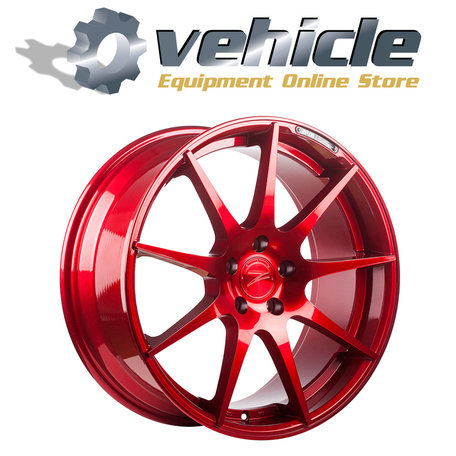 Z-Performance Wheels ZP.08 19 Inch 8.5J ET45 5x112 Candy Red