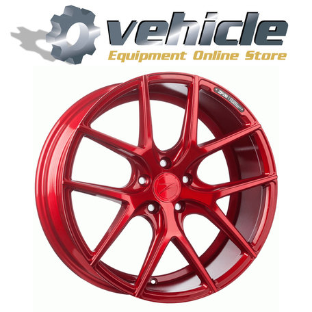 Z-Performance Wheels ZP.09 19 Inch 8.5J ET45 5x112 Candy Red