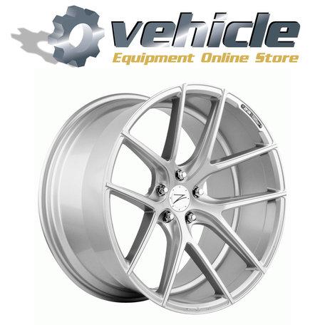 Z-Performance Wheels ZP.09 19 Inch 8.5J ET45 5x112 Sparkling Silver