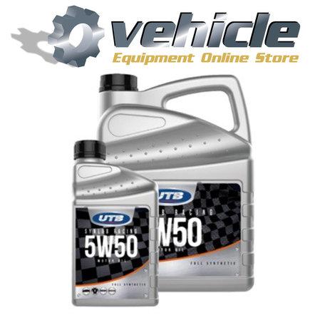 5W50 Motorolie UTB Synlub Racing 5 liter