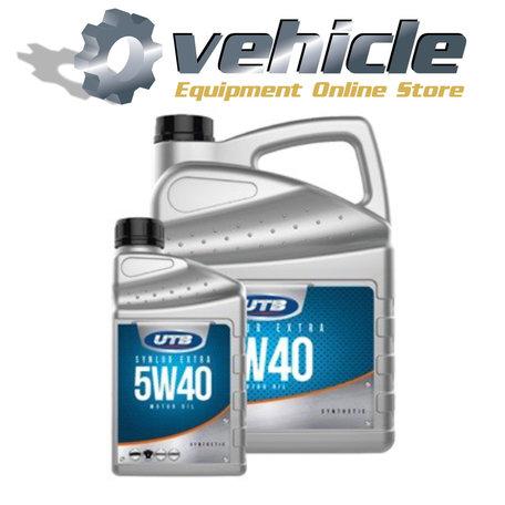 5W40 Motorolie UTB Synlub Extra 5 liter