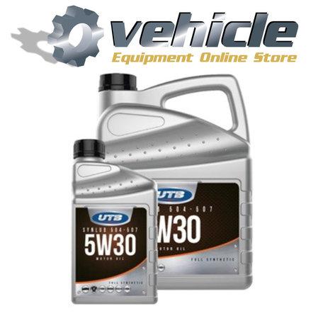 5W30 Motorolie UTB Synlub 504.00 - 507.00 Longlife III 5 liter