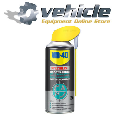 WD-40 Specialist Wit Lithiumspuitvet 400ml