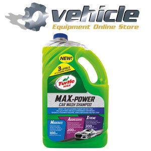 53058 Turtle Wax M.A.X.-Power Car Wash Shampoo 2,95 liter