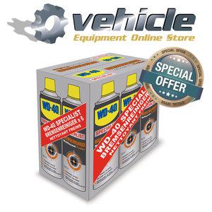 49976 6x WD-40 Specialist Remmenreiniger 500ml Voordeelpack (2)