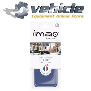 1710892 IMAO Auto Luchtverfrisser Week-end à Paris