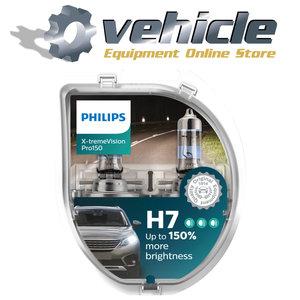 0730271 Philips 12972XVPS2 X-treme Vision Pro150 H7 2 stuks (1)