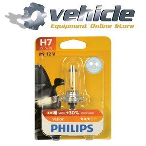 0730025 Philips H7 Vision 55W 12V 12972PRB1