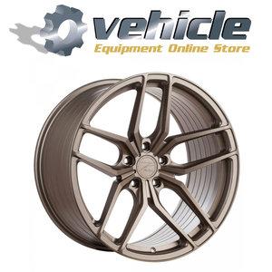 Z-Performance Wheels ZP2.1 20 Inch 11J ET40 5x120 Flow Forged Flat Carbon Bronze
