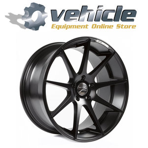 Z-Performance Wheels ZP.08 18 Inch 9J ET38 5x120 Flat Black