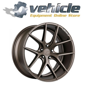 Z-Performance Wheels ZP.09 19 Inch 8.5J ET35 5x120 Flat Bronze