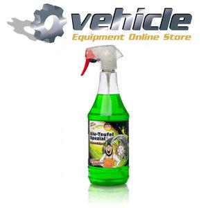 AS-1-NL-GROEN Alu-Duivel® Speciaal Velgenreiniger Groen 1000ml