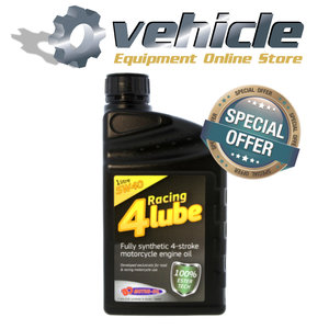 BO15232-PACK 5W40 Racing 4 Lube 100% Synth Ester Tech - 1 liter